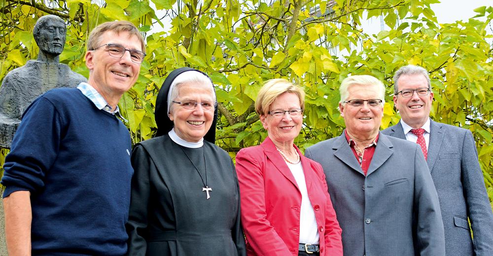 Stiftungsrat der Agnes Philippine Walter Stiftung in Schwäbisch Gmünd